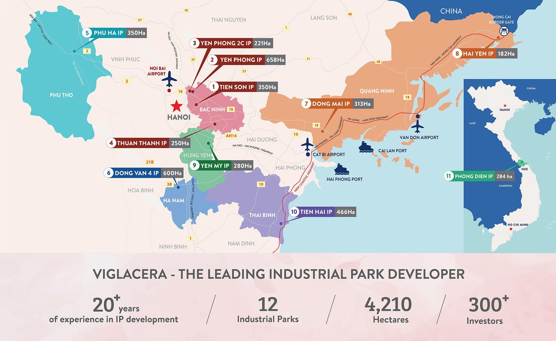 Viglacera Industrial Park